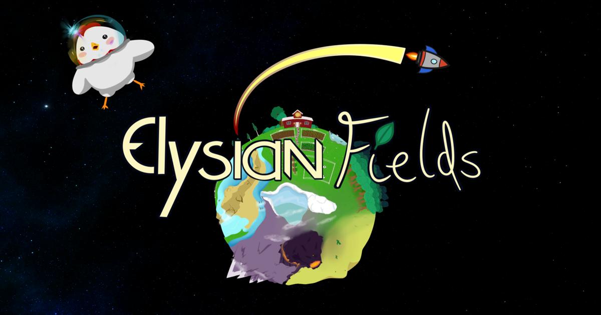 The Elysian Fields logo