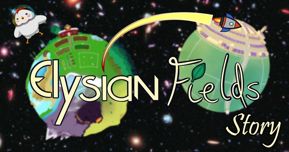 The featured image for the Elysian Fields story update.